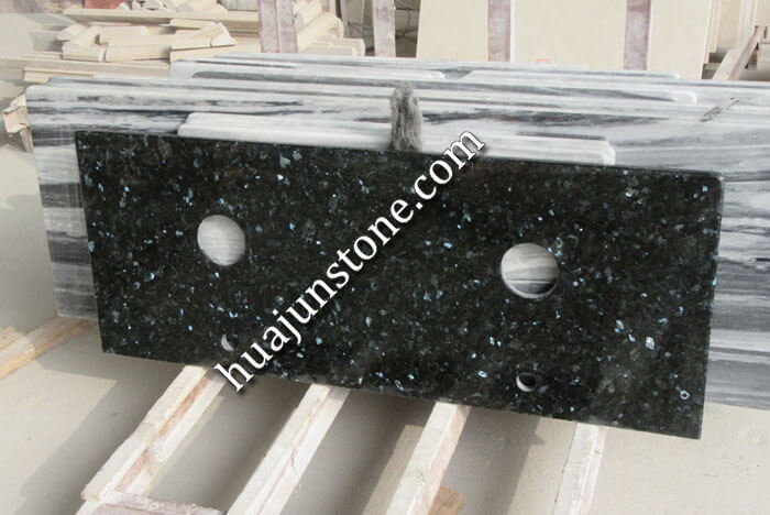 Emerald Green Granite Vanity Tops