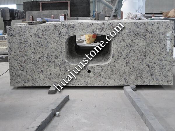 Giallo San Francisco Granite Vanity Tops