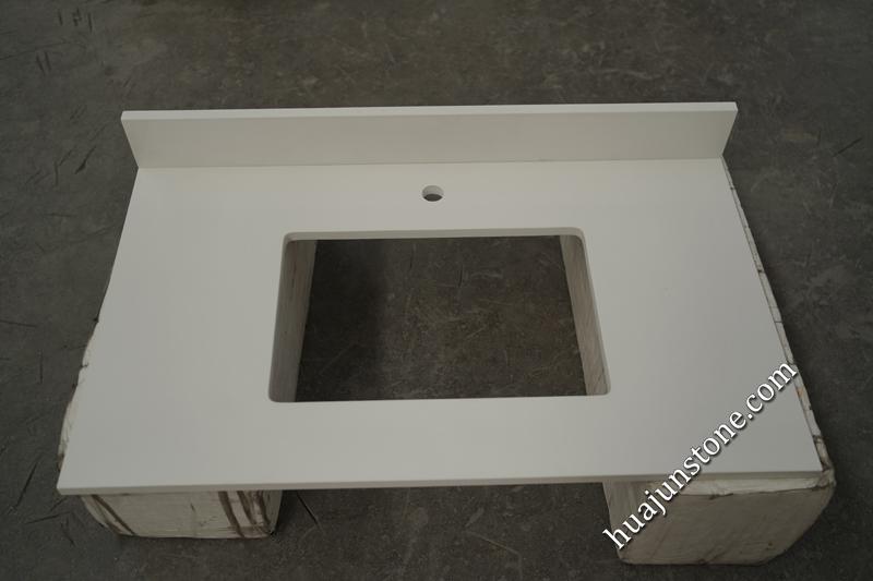HJ-6004 Quartz Vanity Tops