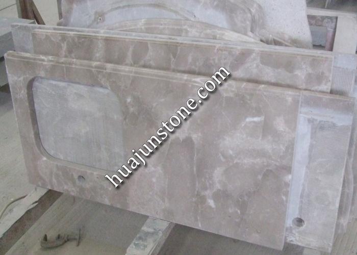 Persia Grey Vanity Tops