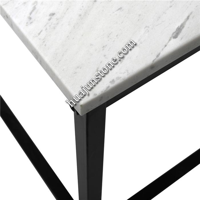 Carrara White Table Tops