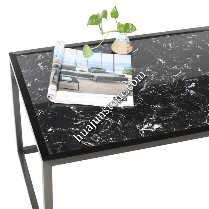 Portoro Extra Rectangular Table Tops