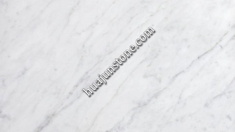 Carrara White Rectangular Table Tops