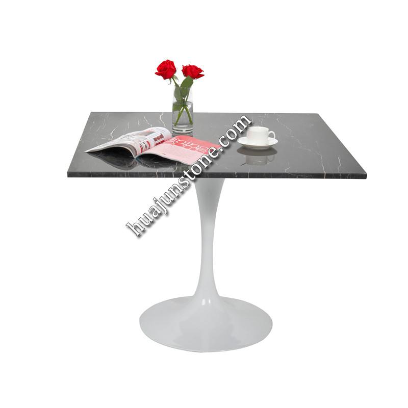Nero Margiua Square Table Tops