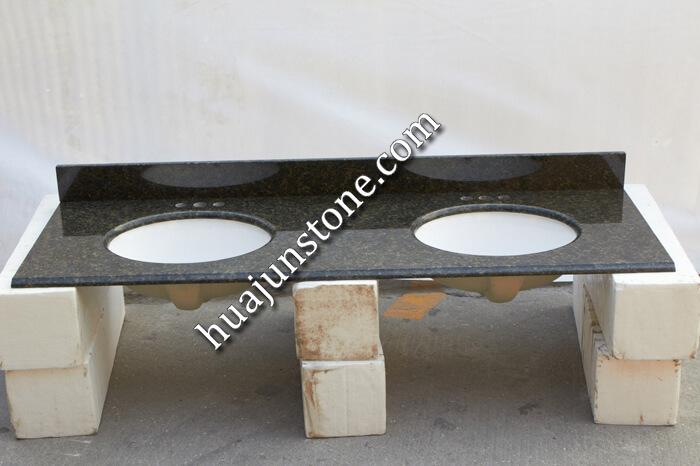 Uba Tuba Granite Vanity Tops