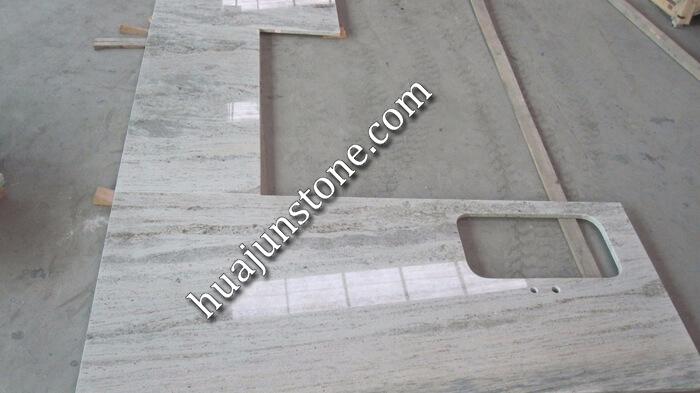 Valley White Granite Vanity Tops
