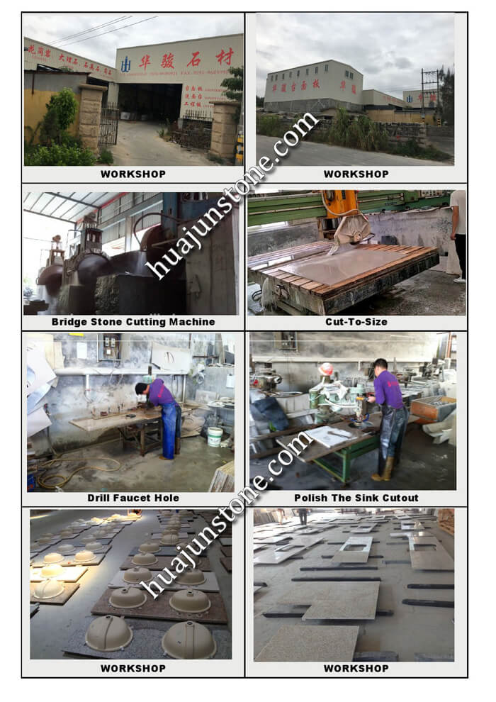 Factory Of Bathroom Vanity Tops